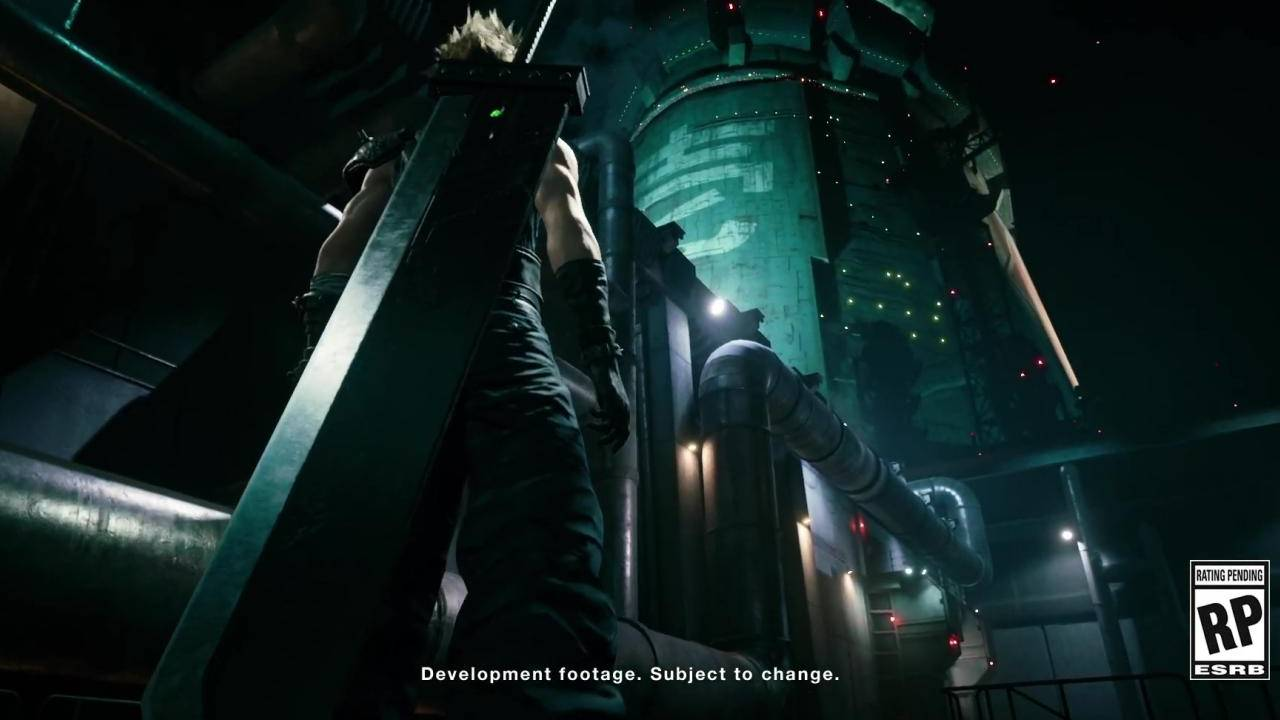 Final Fantasy VII Remake finally has a release date