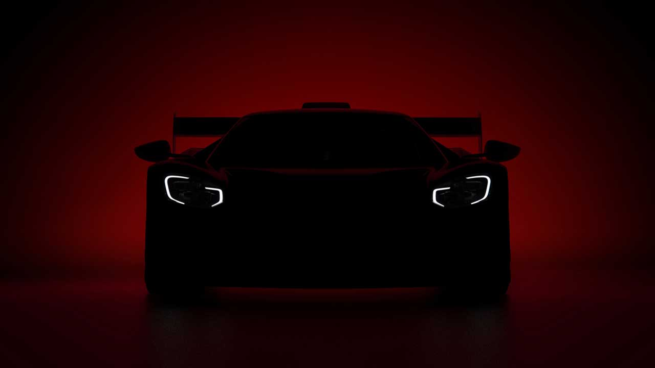 Big Ford GT announcement coming at Goodwood