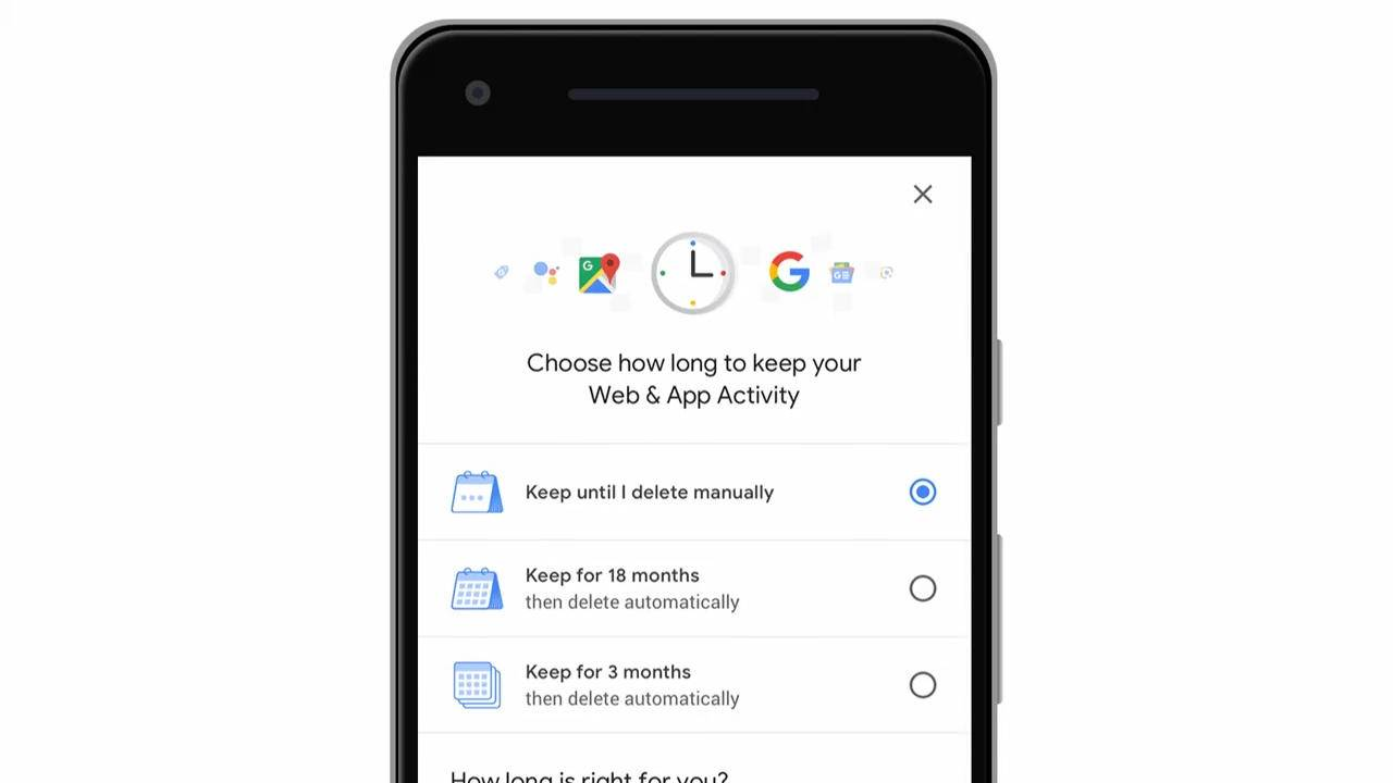 Google auto-delete for Location History goes live on Android and iOS