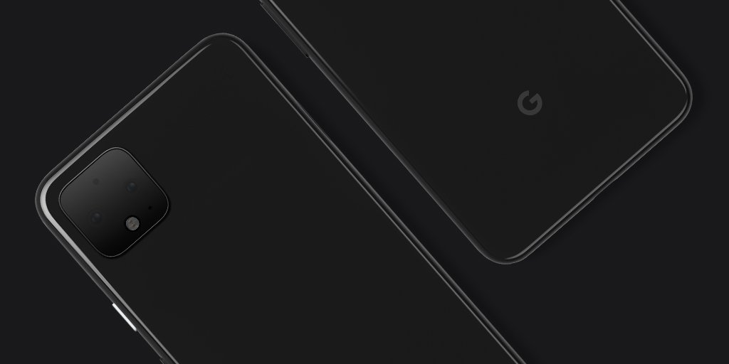 Pixel 4 revealed by Google itself