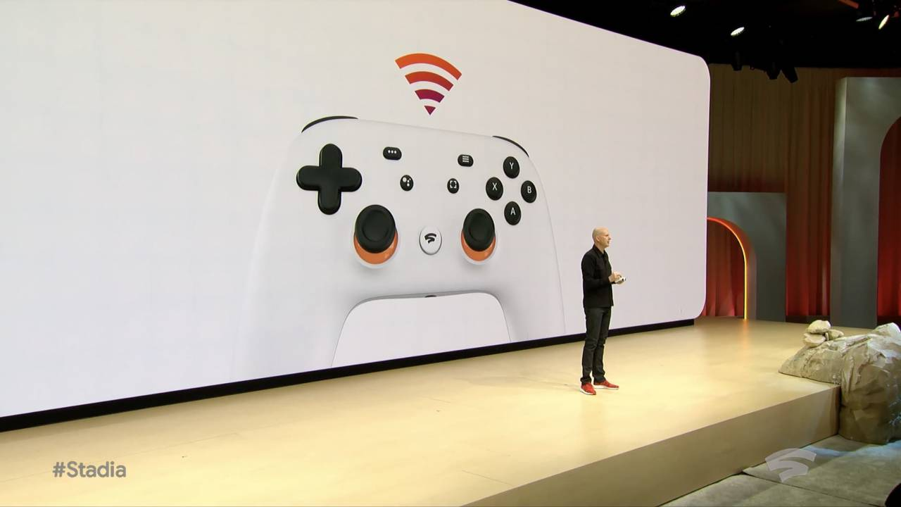 Google Stadia isn't waiting until E3 to make its big announcements