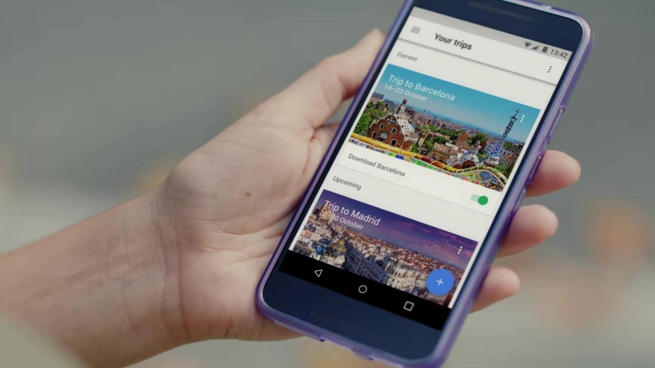 Google Trips app is going down in August