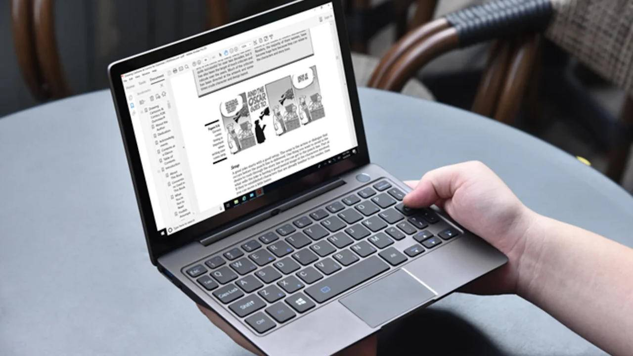 GPD P2 Max wants to redefine Ultrabook laptops