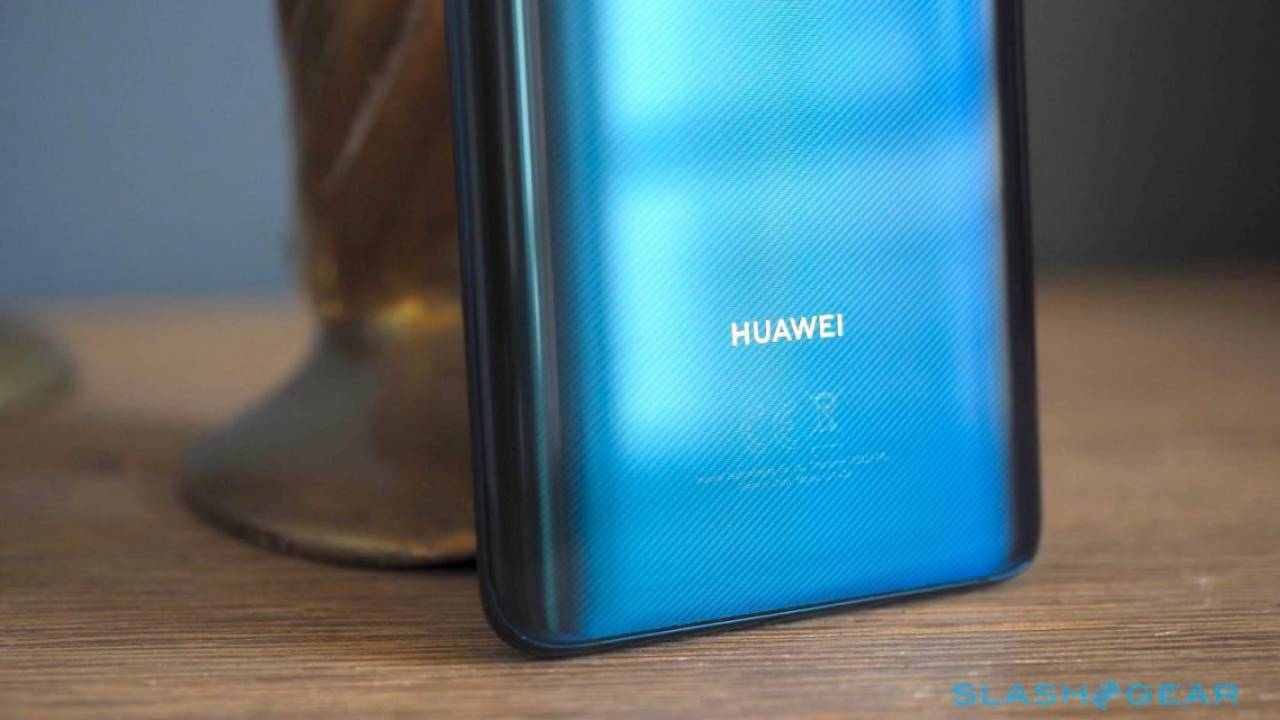 Huawei users say phone lock screens have started showing ads