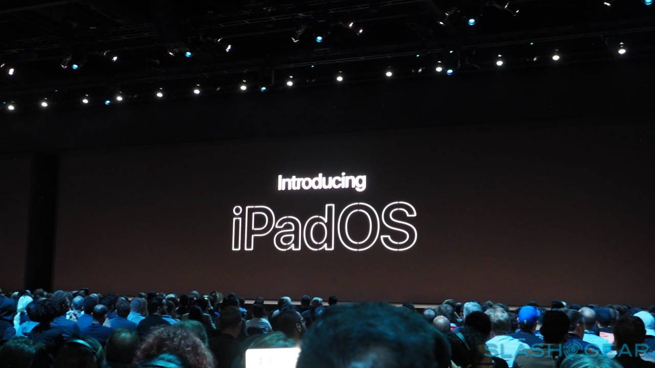 iPadOS official: Multitasking, Files, more for iPad