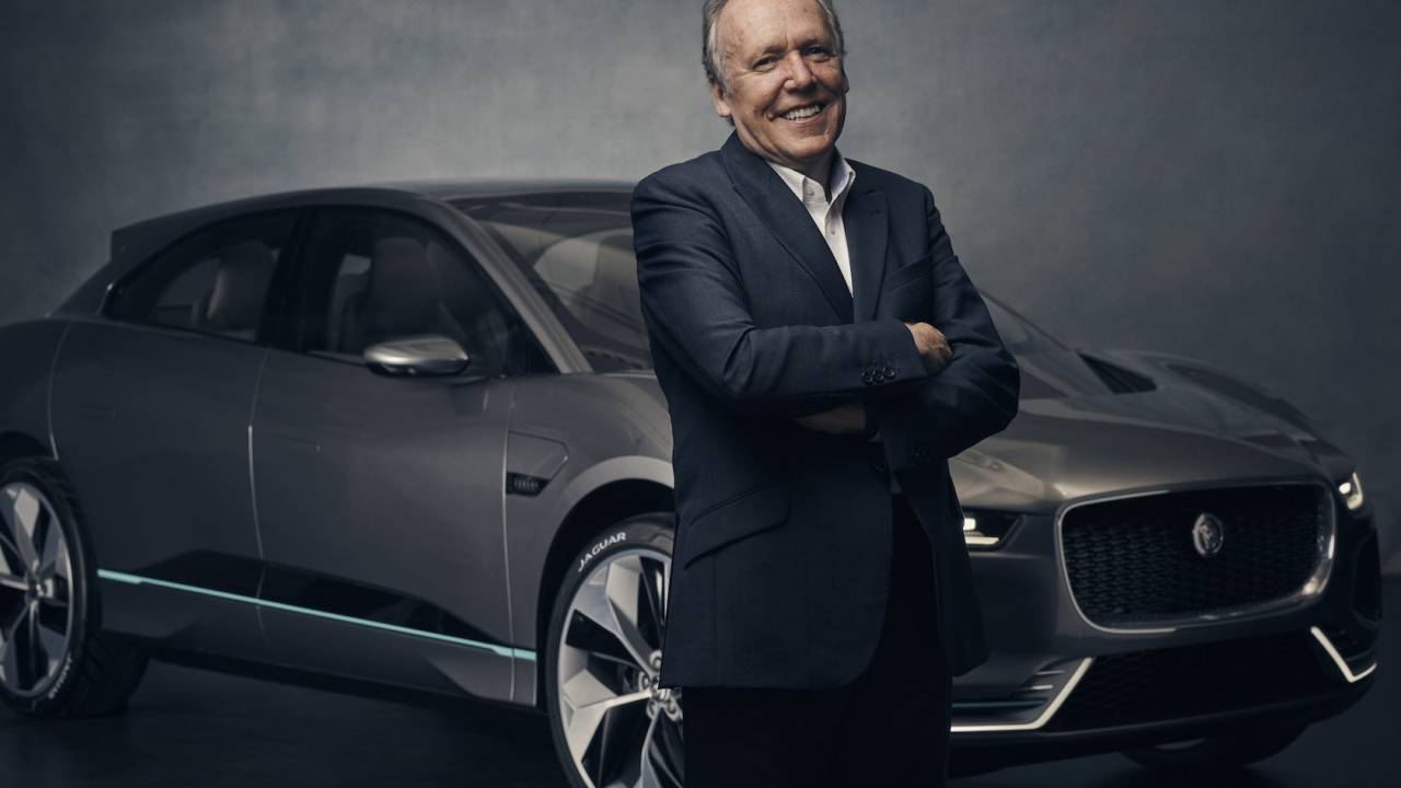 Legendary Jaguar designer Ian Callum is leaving the automaker
