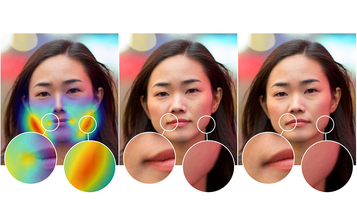 Adobe built an AI to keep Photoshopped faces honest