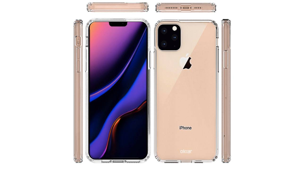 iPhone 11 Max details teased in new high-resolution case renders