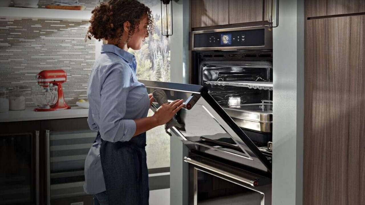 KitchenAid Smart Oven+ connects with Google Assistant, Alexa, our house