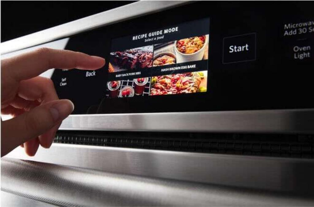 Kitchenaid Smart Oven Connects With Google Assistant