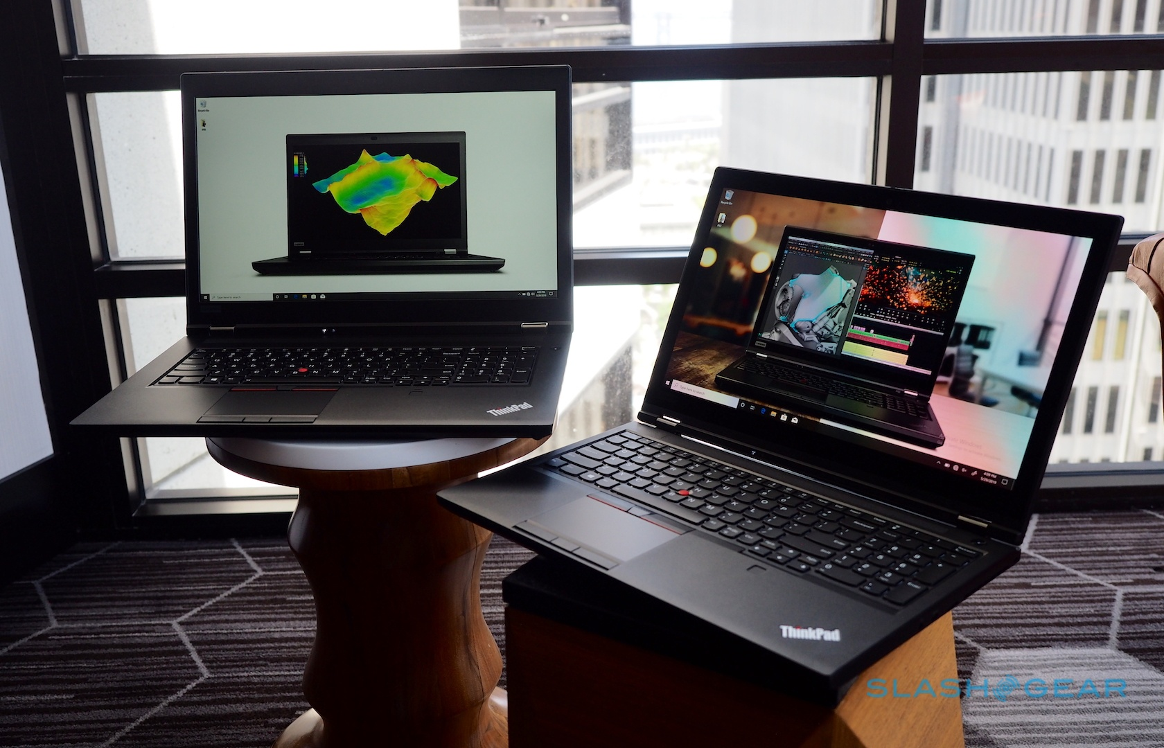 Lenovo ThinkPad P Series adds 9th Gen Xeon and OLED options - SlashGear