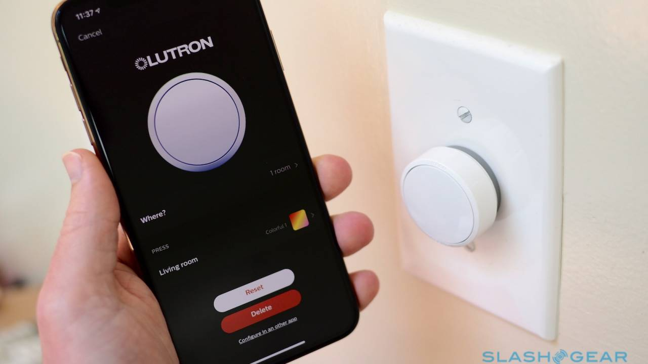 Lutron Aurora Review: The Hue dimmer I always wanted