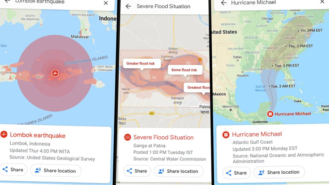 Google Maps will soon show natural disasters like it does ... on social media traffic, google map pin, mobile traffic, apple maps traffic, google search traffic, ted williams tunnel traffic, skype traffic, map directions with traffic, sms traffic, google map color key, blog traffic, google navigation traffic, nokia maps traffic, maps and traffic, maps driving directions traffic, google mspd, google map hong kong, web traffic, google live traffic,