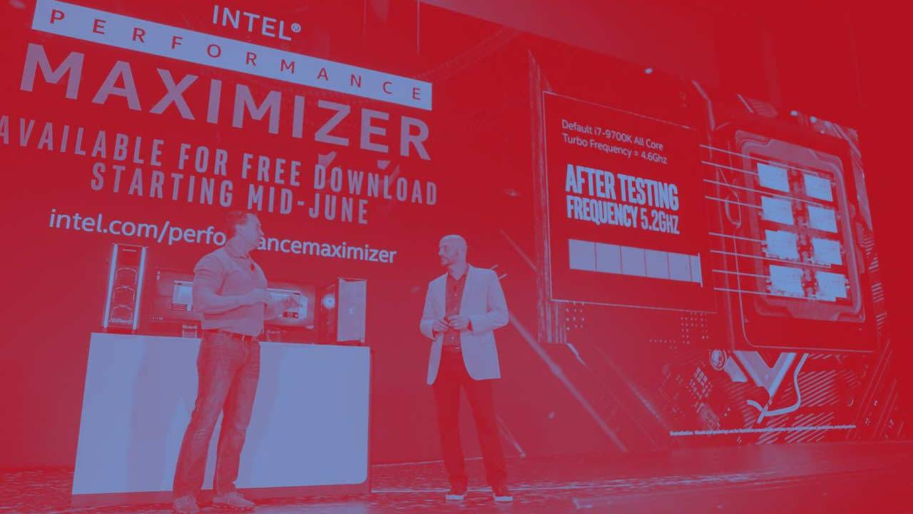 Intel Performance Maximizer released: Overclocking made super easy