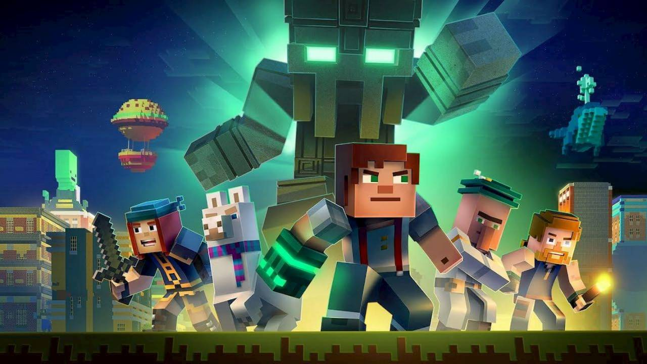Minecraft: Story Mode is about to disappear, so download while you can