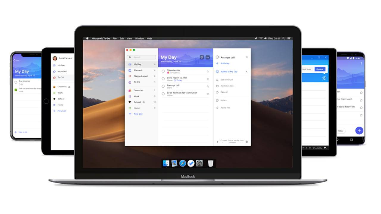 Microsoft To-Do for Mac's arrival heralds Wunderlist's exit