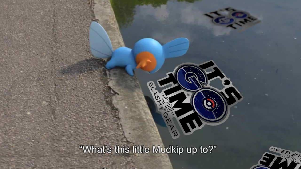 Pokemon GO Community Day Mudkip details: Why and how