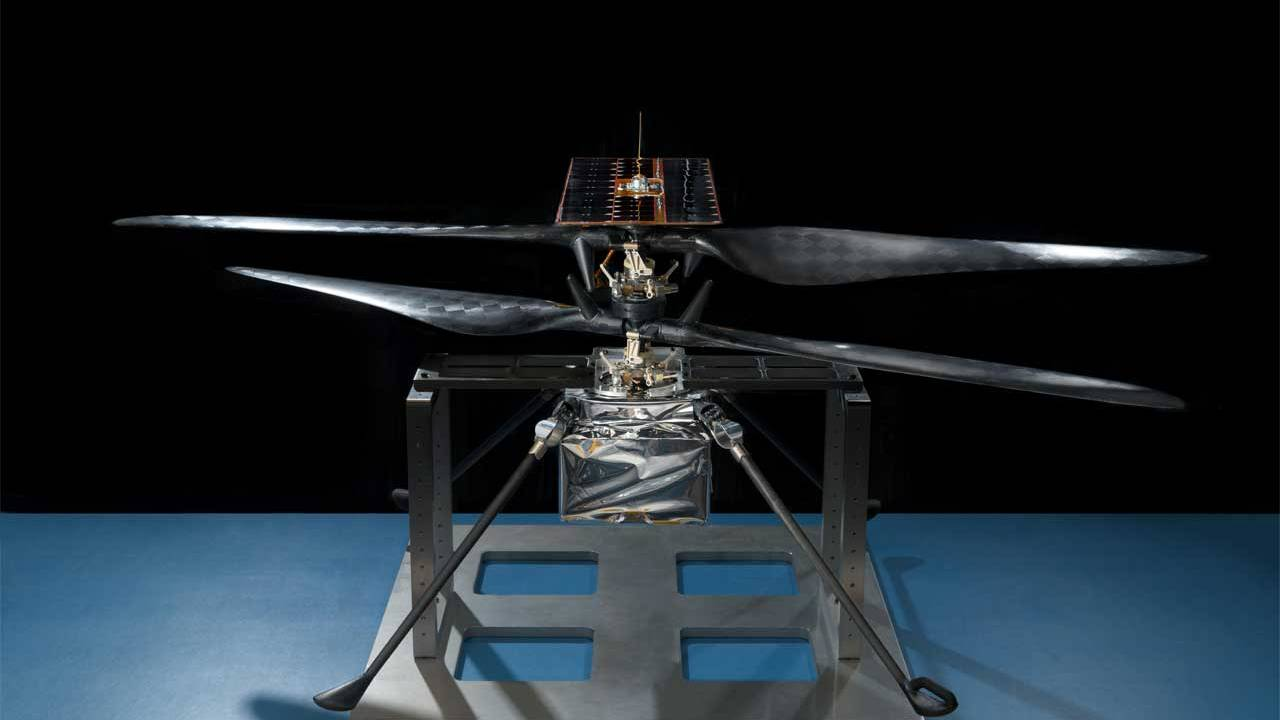 NASA's Mars Helicopter flight demonstrator soars into final testing