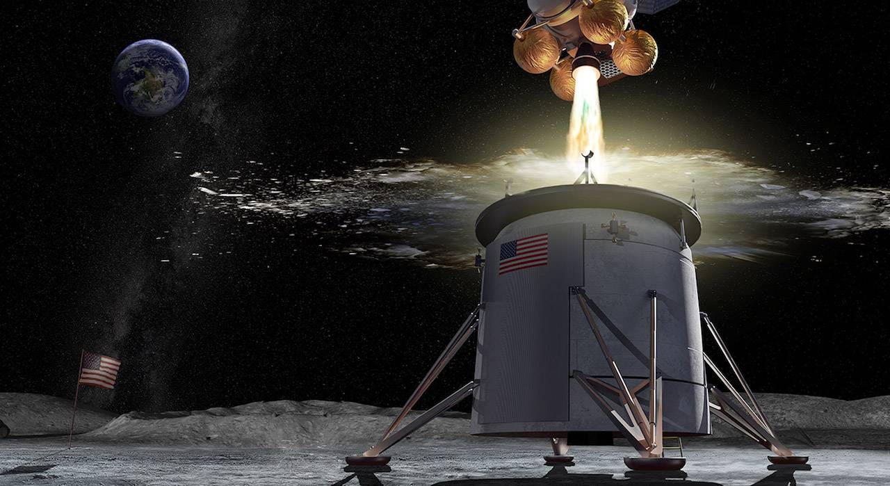 NASA chief justifies potential $30bn Moon 2024 cost