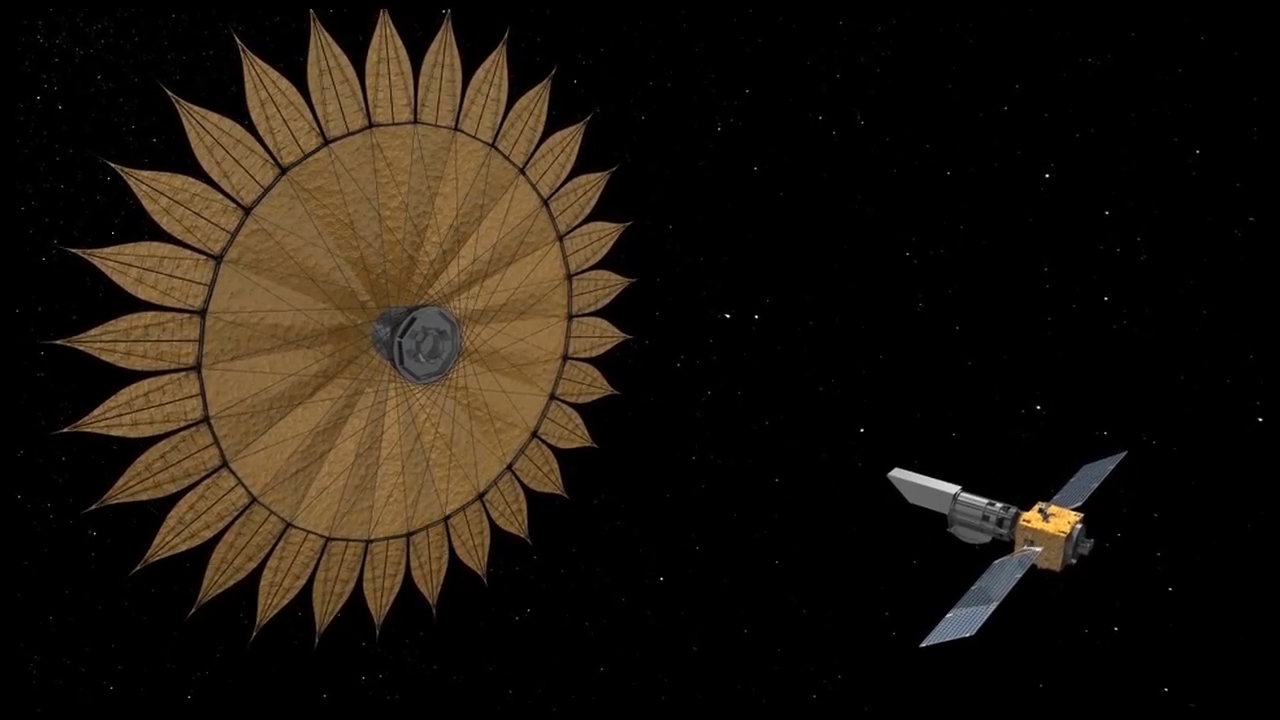This ethereal Starshade could revolutionize NASA's hunt for exoplanets