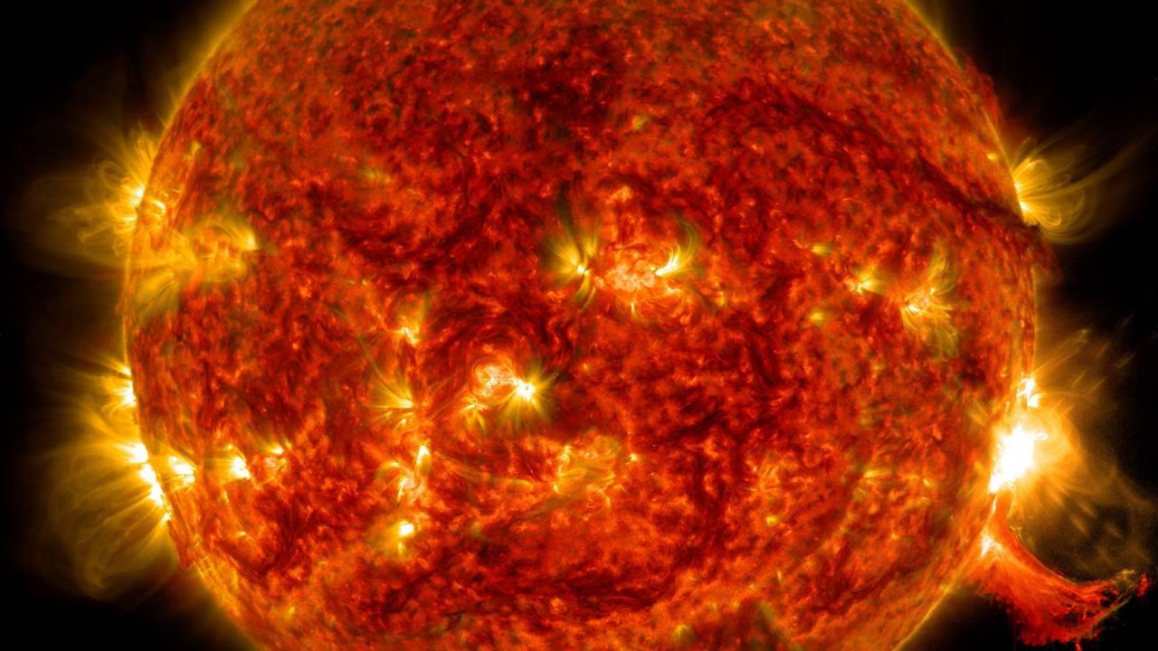 Moon rock time-capsule unlocks the Sun's earliest secrets
