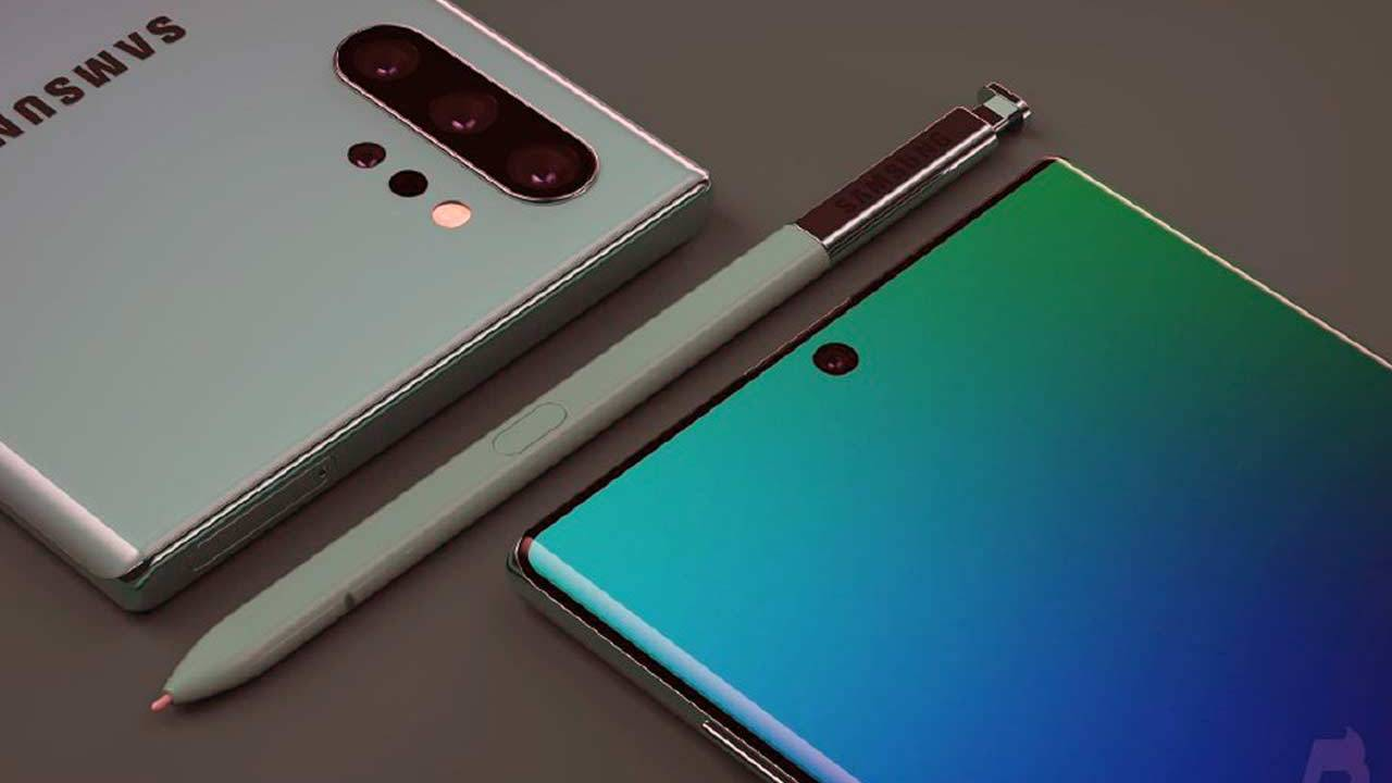 A Note 10 leak just spilled too much: More 'lesser first' from Samsung