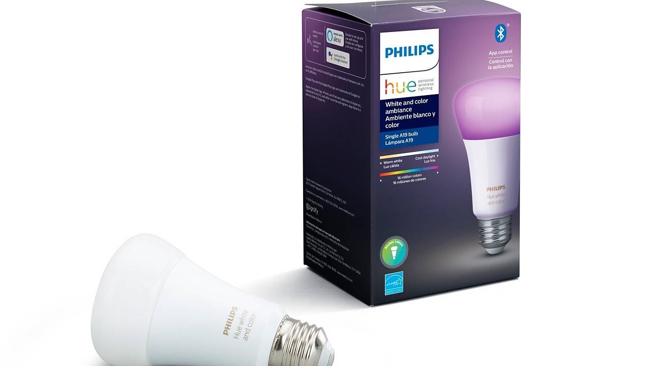Philips Hue Bluetooth bulbs bypass the hub
