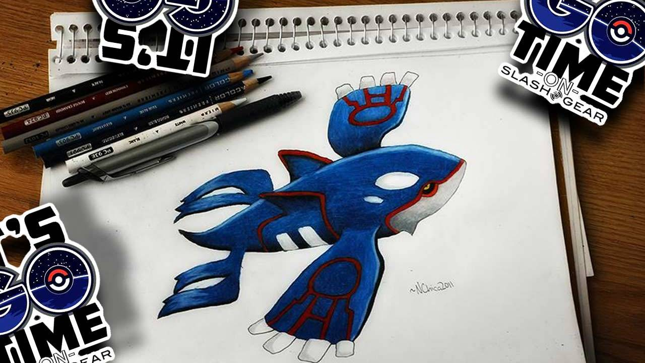 Pokemon GO Kyogre raid guide: The best counters, moves, and monsters