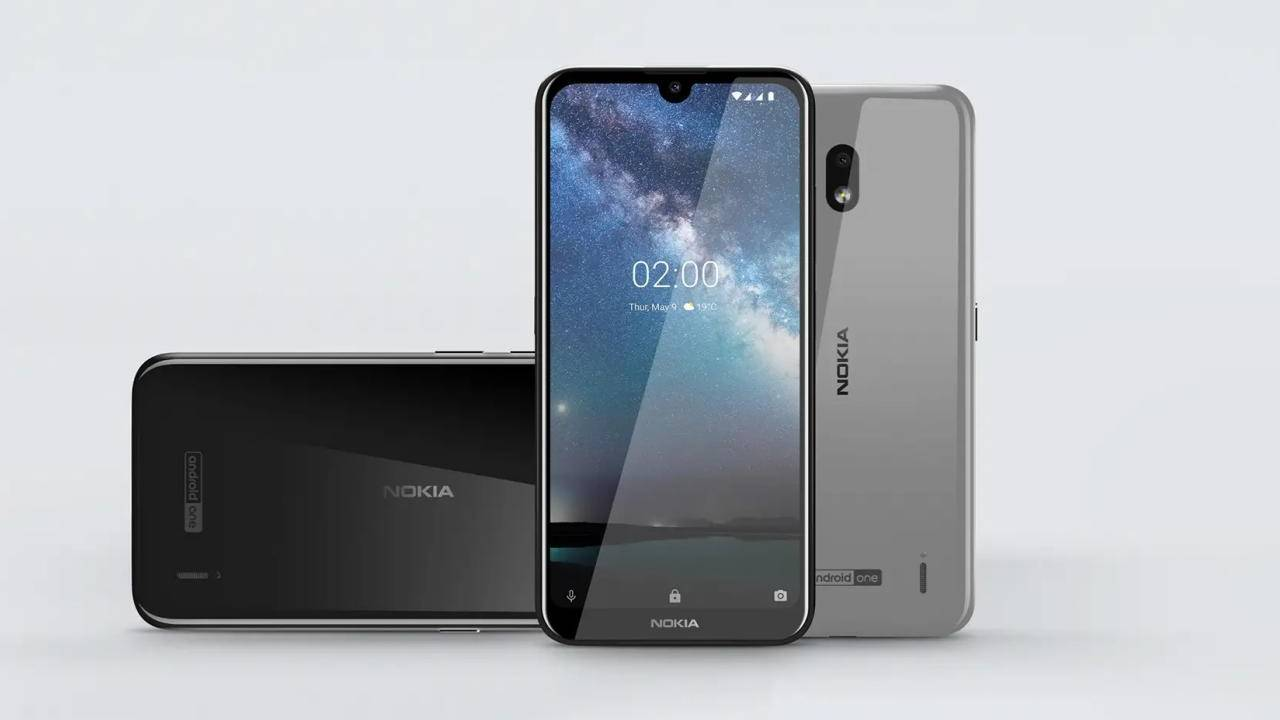 Nokia 2.2 tries to sell the idea of affordable AI for everyone