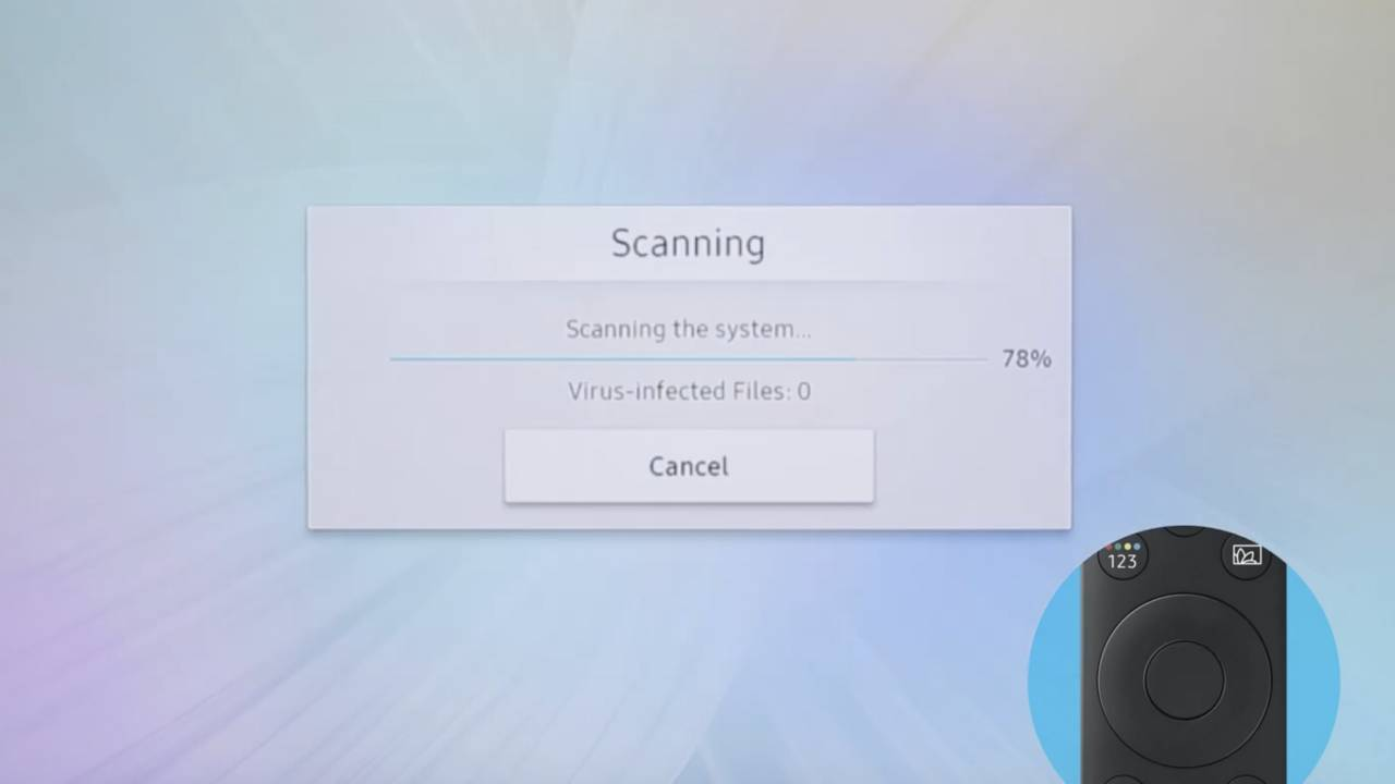 Samsung TV antivirus advice leads to IoT security confusion
