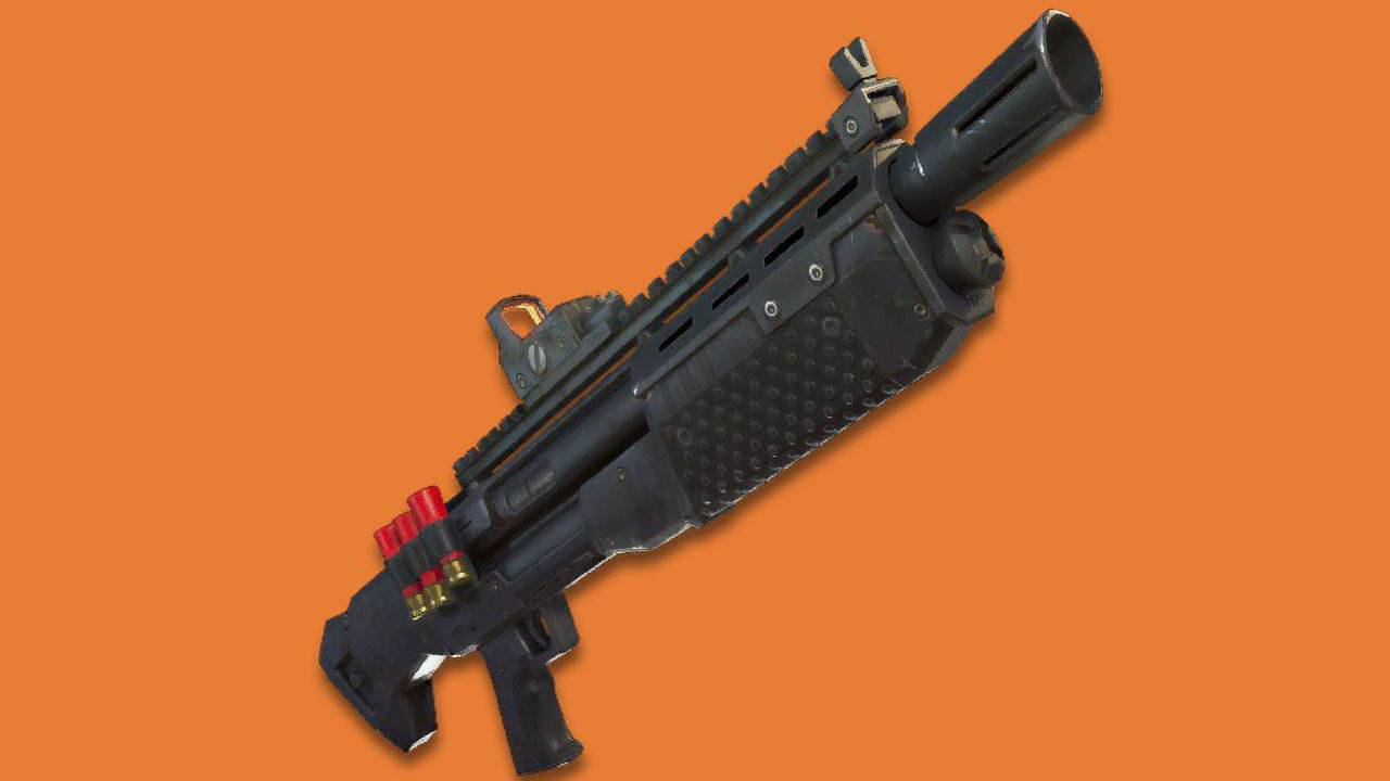 Fortnite Has A Shotgun Problem And Players Aren T Happy