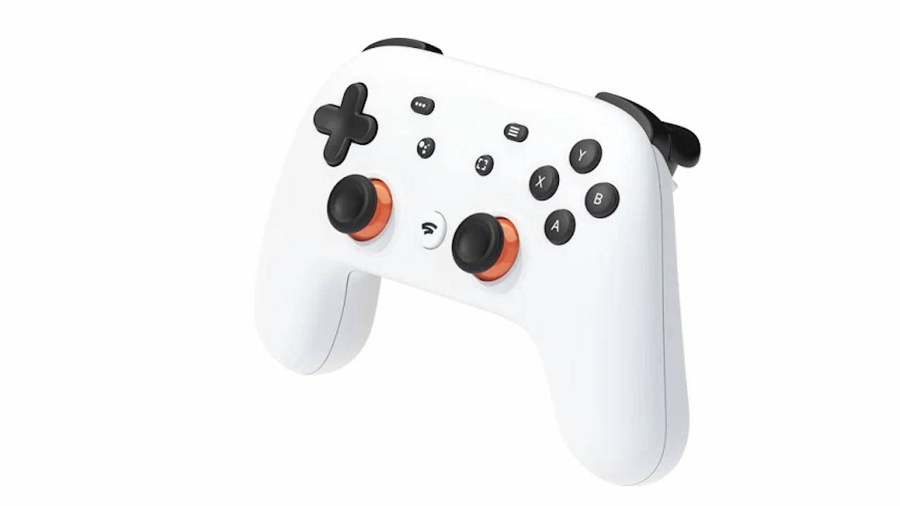 Google Stadia controller now available for pre-order on its own