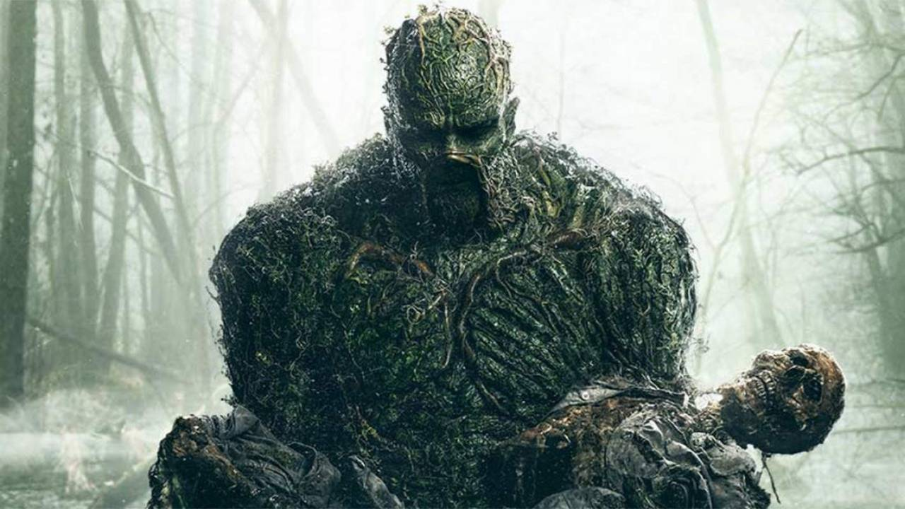 DC Universe original 'Swamp Thing' cancelled: Here's what we know