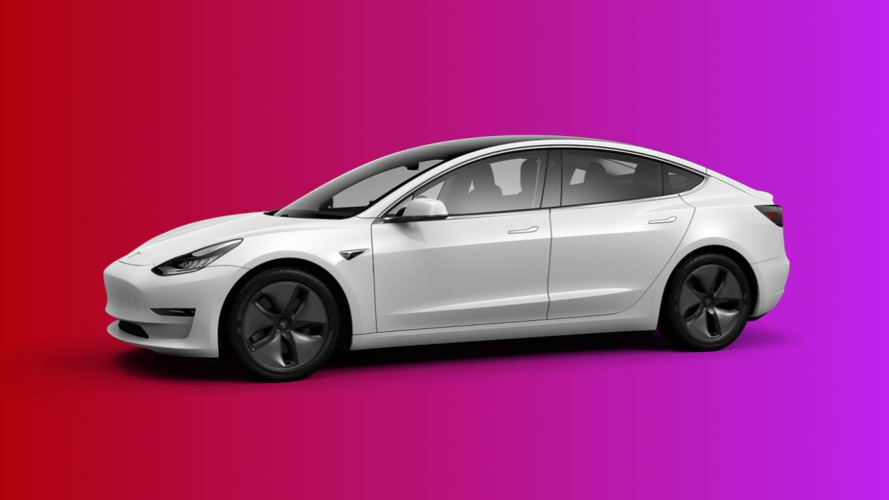 Tesla is changing its no-cost paint option from black
