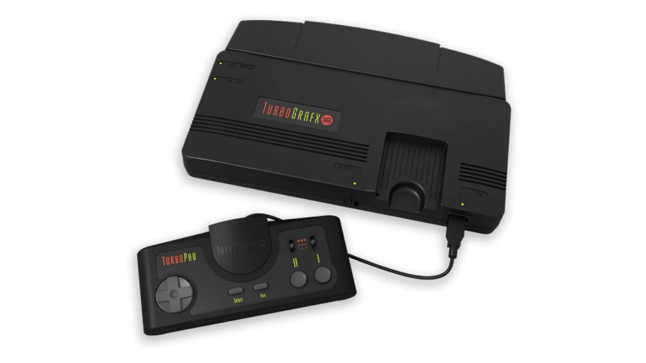 Konami TurboGrafx-16 Mini is the latest entry to the retro console race