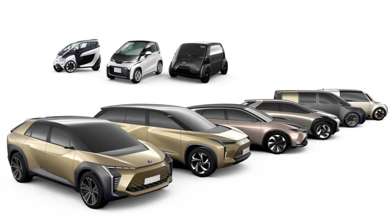 Toyota S Electric Vehicle Plans Just Got Aggressive Slashgear