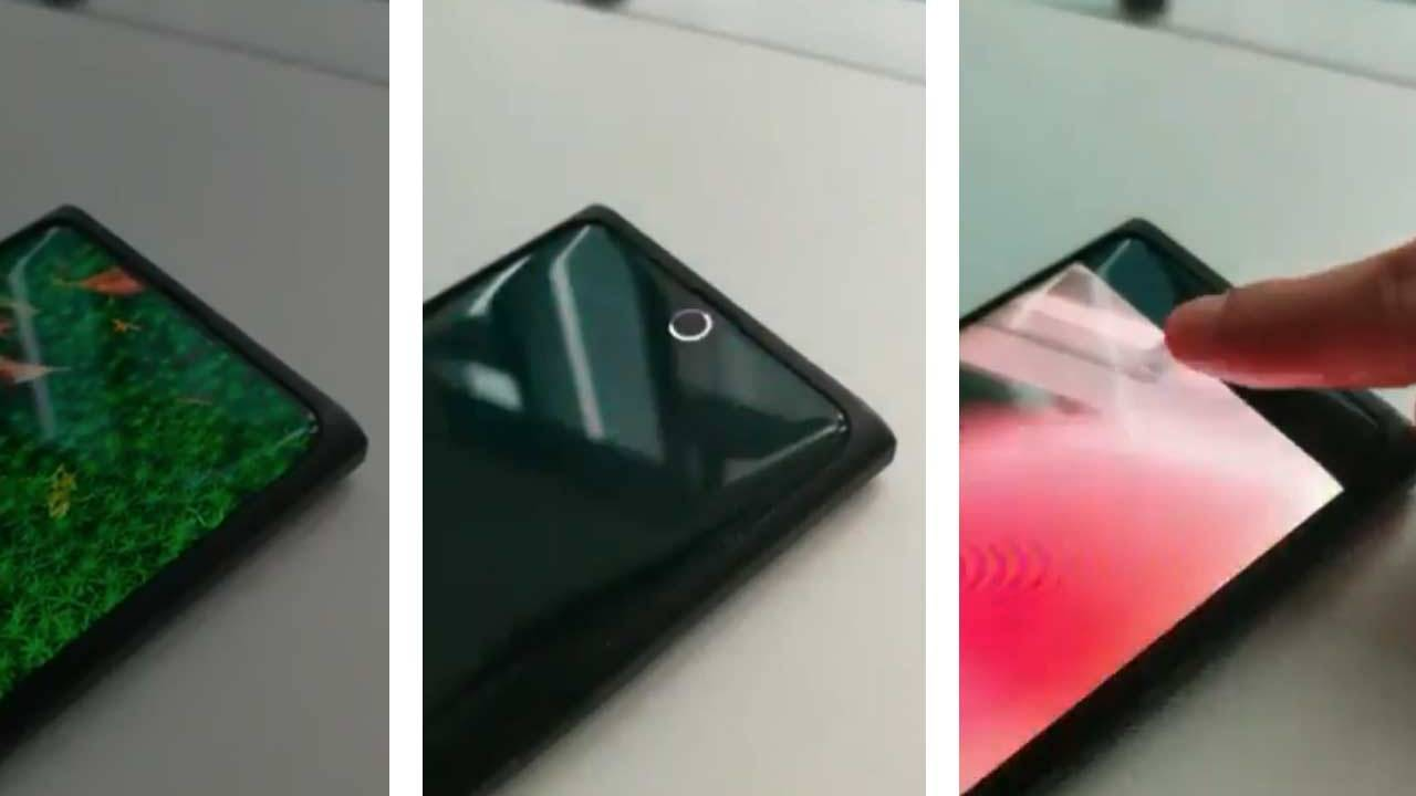 Xiaomi and OPPO in-display cameras let us peek at the future