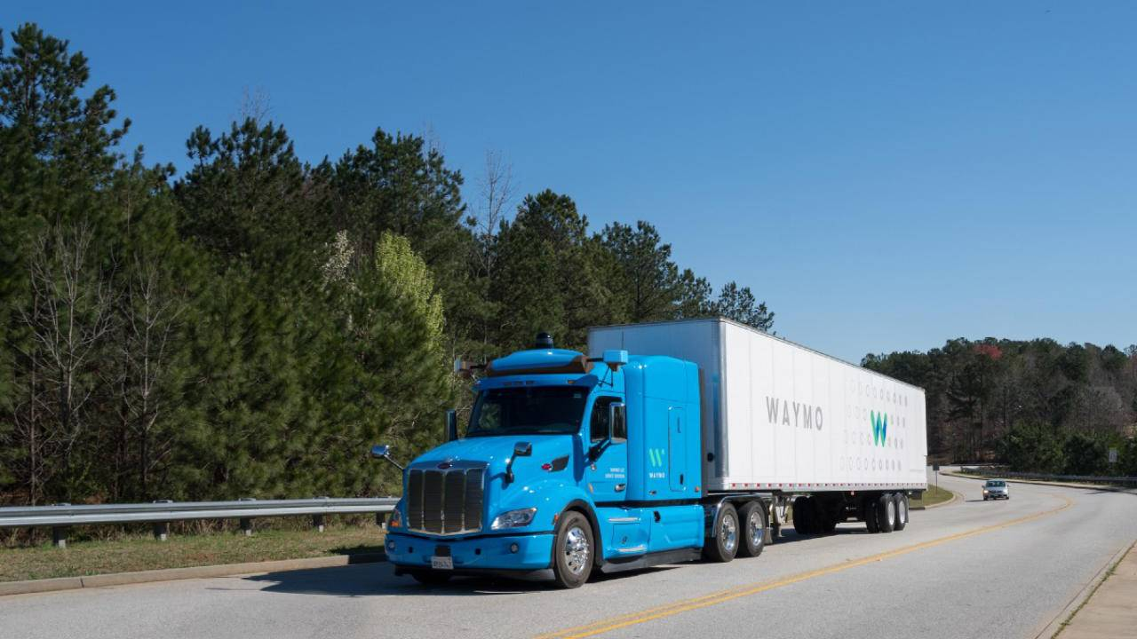 Waymo self-driving trucks return to Arizona freeways