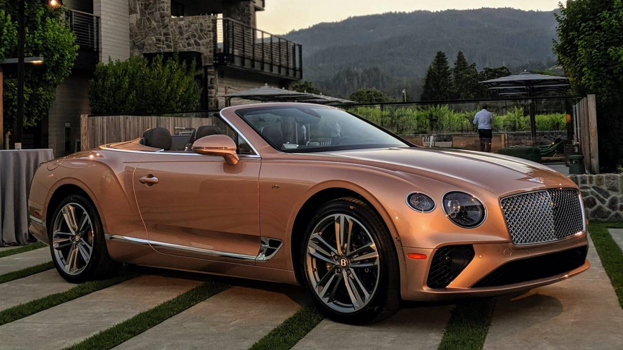 2020 Bentley Continental GT V8 First Drive Review: When compromise is unforgivable