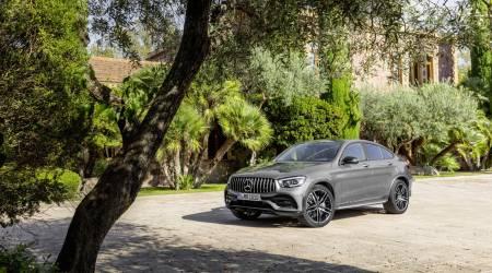 2020 Mercedes-AMG GLC 43 Gallery