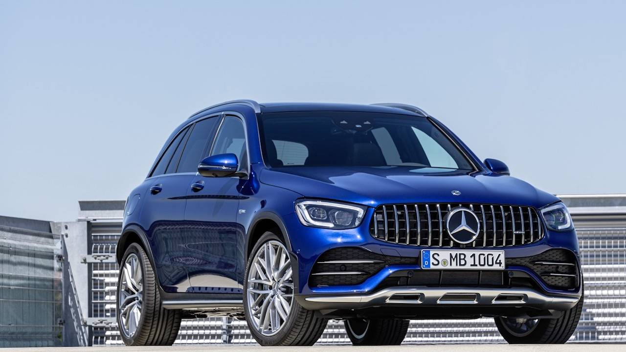 2020 Mercedes-Benz GLC: Update, Changes, More Power, Release >> 2020 Mercedes Amg Glc 43 Suv And Coupe Get Power And Tech