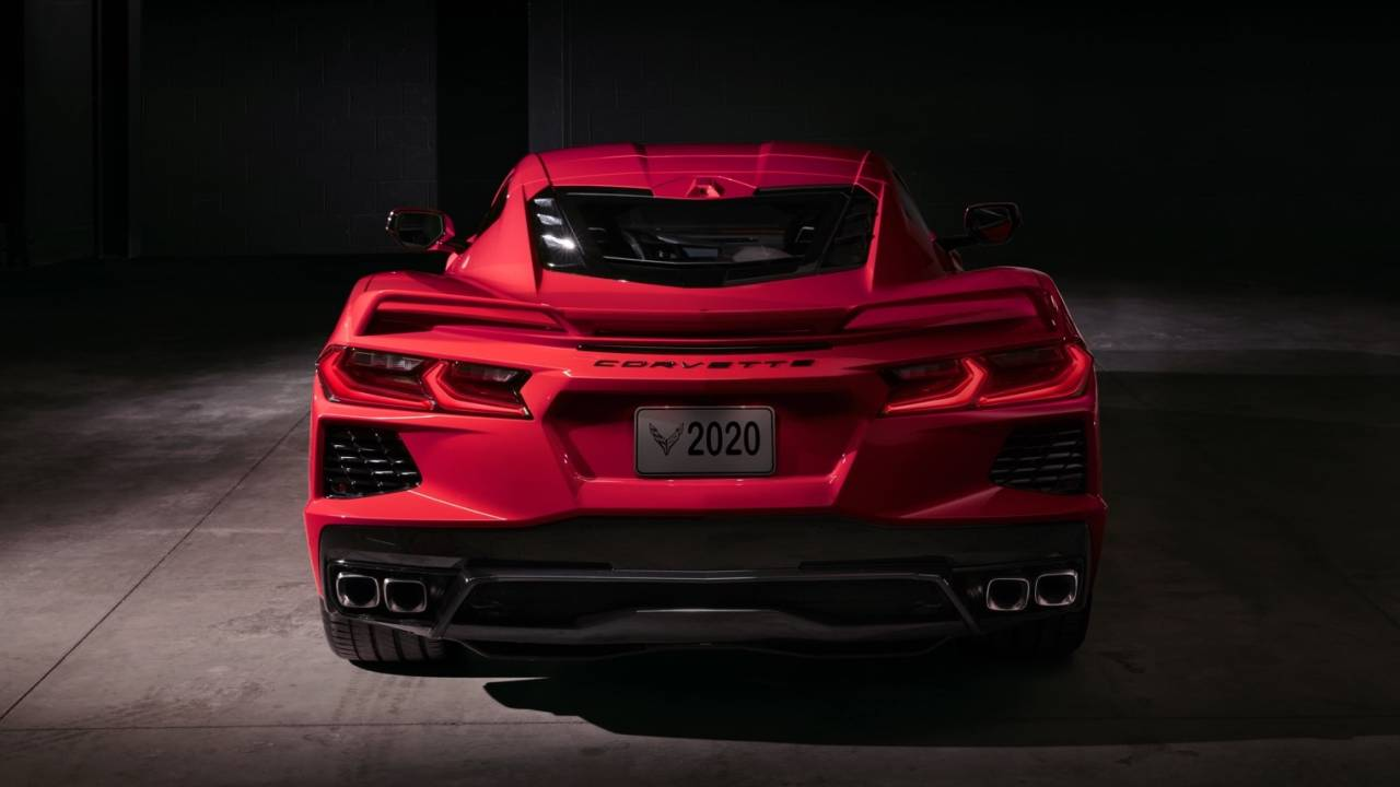 A hybrid Corvette C8 – or even fully-electric – seems very likely