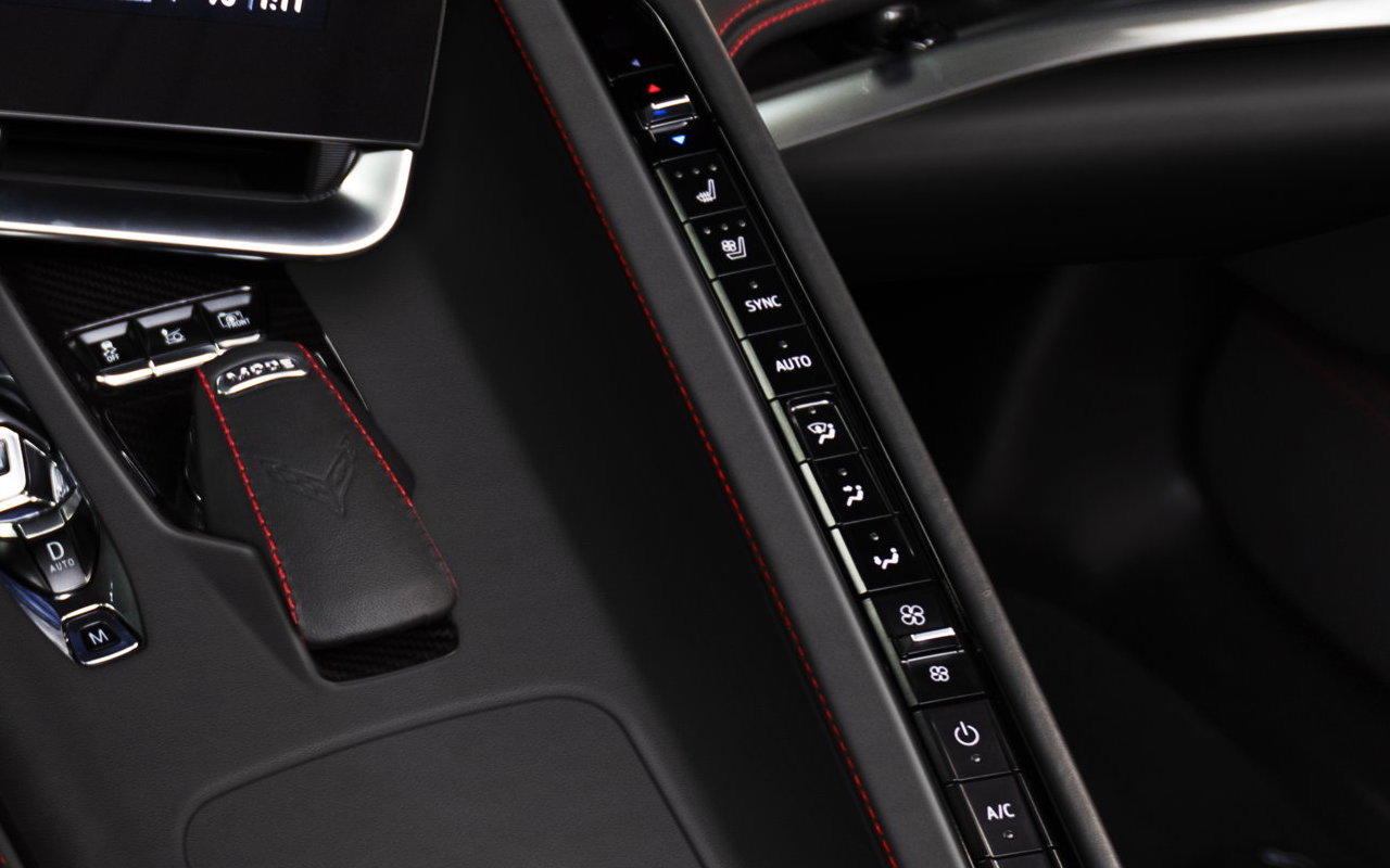 """Chevy says these buttons """"earned their place"""" on the 2020 ..."""