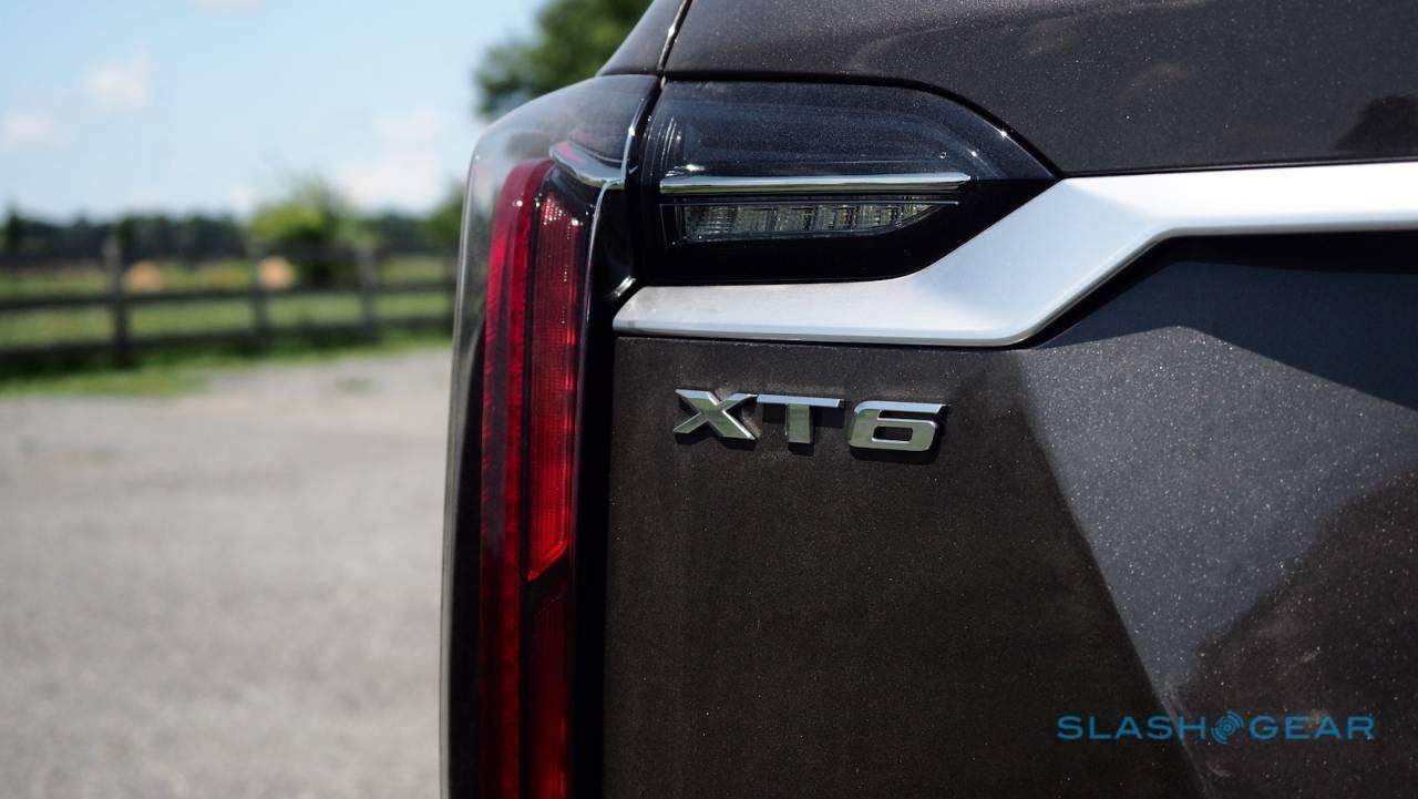 2020 Cadillac Xt6 First Drive Review Mind The Gap Slashgear