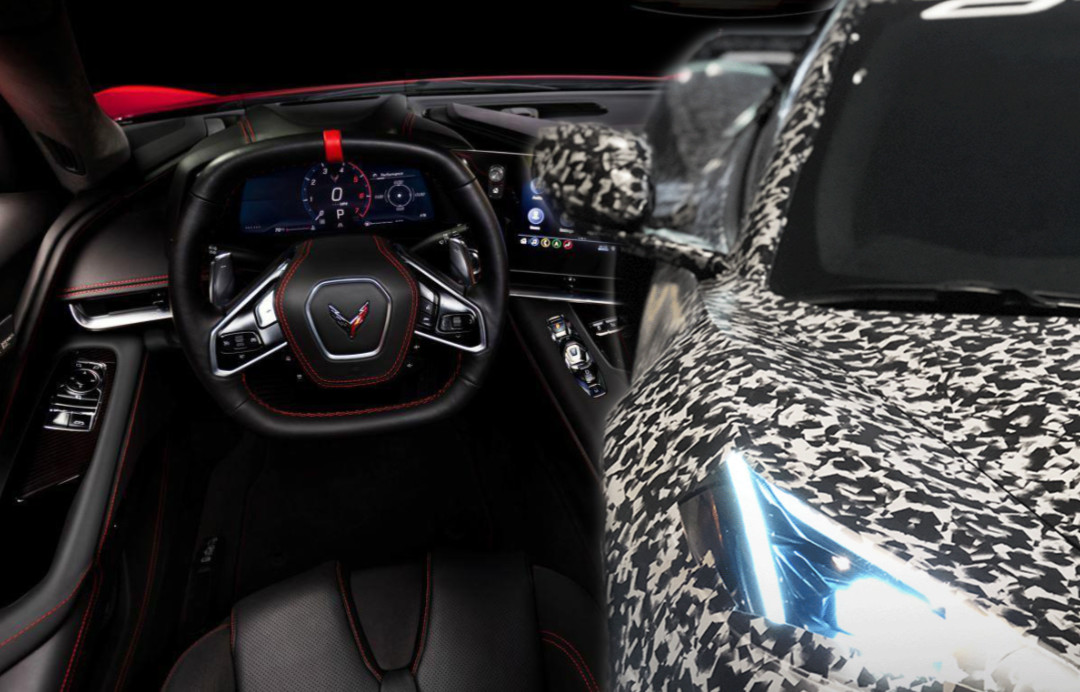 If This Is The 2020 Corvette C8 Dashboard Then We Have Questions