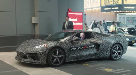The 2020 Corvette C8 steering wheel gives me unexpected hope