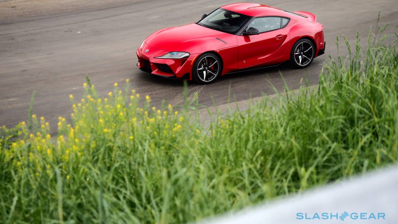 The 2020 Toyota Supra is finally here