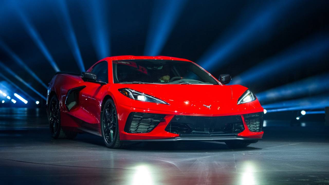 2020 Corvette The Price Performance Tech And Trim Facts You