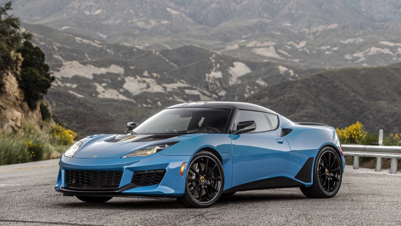The 2020 Lotus Evora GT has one big advantage over the Evija hypercar