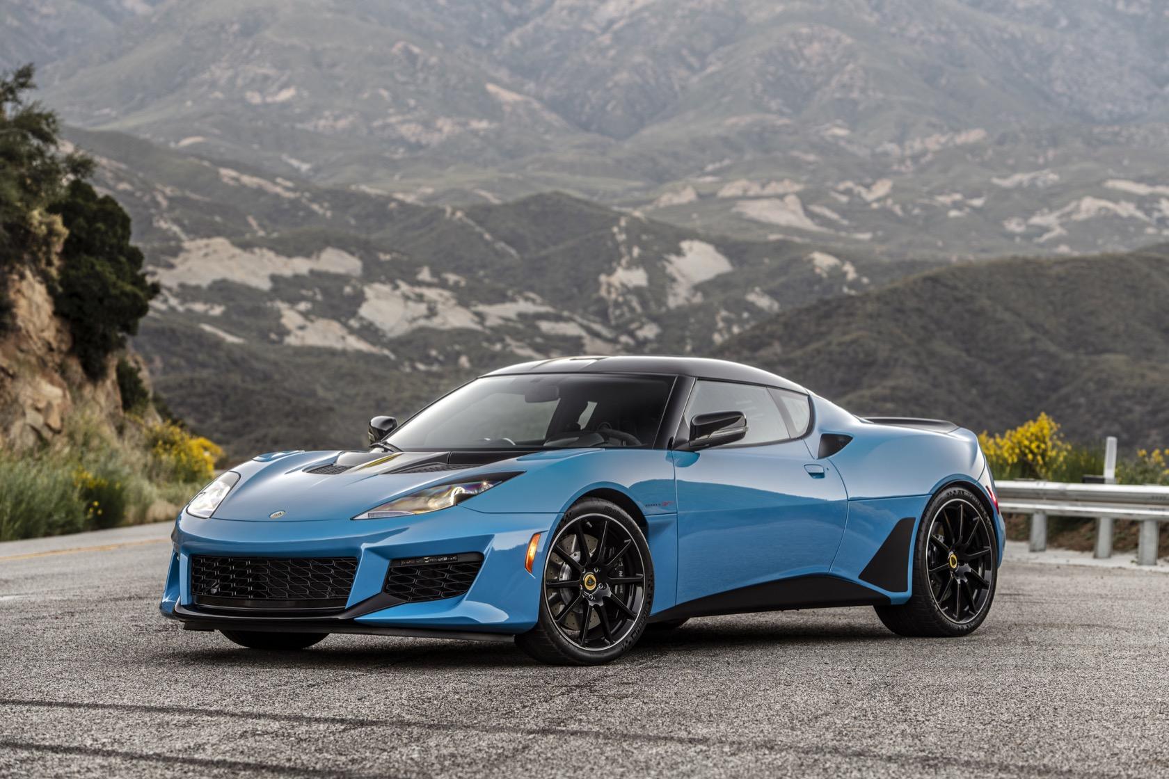 The 2020 Lotus Evora GT has one big advantage over the Evija hypercar -  SlashGear